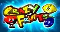 Ccrazy Fruits - игровой автомат