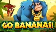 Go Bananas - игровой автомат
