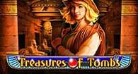 Treasures Of Tombs - игровой автомат